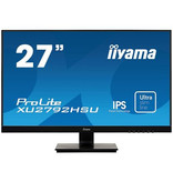 "Iiyama iiyama ProLite XU2792HSU-B1 LED display 68,6 cm (27"") 1920 x 1080 Pixels Full HD LCD Zwart"