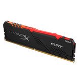 Kingston HyperX FURY HX432C16FB3A/8 geheugenmodule 8 GB 1 x 8 GB DDR4 3200 MHz