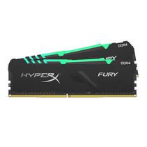 DDR4 32GB PC 2666 CL16 Kingston KIT (2x16GB) HyperX Fury RGB retail