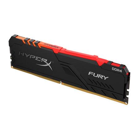 Kingston HyperX FURY HX424C15FB3A/8 geheugenmodule 8 GB 1 x 8 GB DDR4 2400 MHz