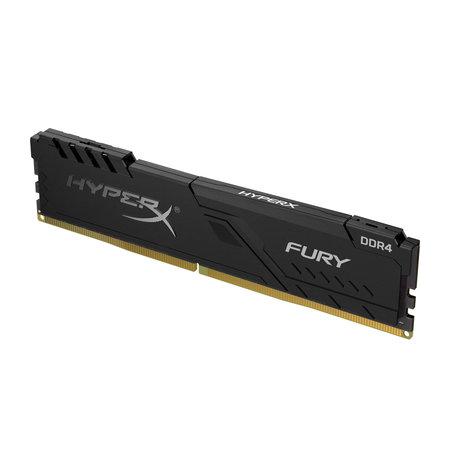 Kingston HyperX FURY HX426C16FB3/4 geheugenmodule 4 GB 1 x 4 GB DDR4 2666 MHz
