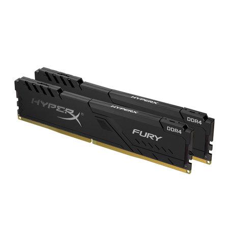 Kingston HyperX FURY HX424C15FB3K2/16 geheugenmodule 16 GB 2 x 8 GB DDR4 2400 MHz