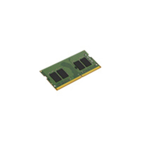 Kingston Kingston Technology ValueRAM KVR26S19S8/8 geheugenmodule 8 GB 1 x 8 GB DDR4 2666 MHz