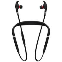 Jabra Evolve 75e Headset Neckband Zwart