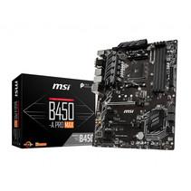 MSI B450-A Pro Max Socket AM4 ATX AMD B450