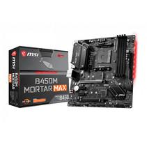 MB B450M Mortar MAX  (B450,AM4,mATX,DDR4,VGA,AMD)