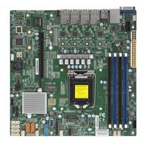 Server MB Super Micro 1xLGA 1151/mATX/1x1Gb LAN