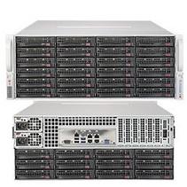 Server SuperStorage Server 6048R-E1CR36N 4U (pallet zending)