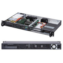Server Super Micro SuperServer 5019A-FTN4 (zwart) zonder OS