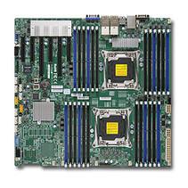 Supermicro X10DRi-T4+ server-/werkstationmoederbord LGA 2011 (Socket R) ATX Intel® C612