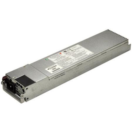Super Micro Supermicro PWS-721P-1R power supply unit 720 W 1U Roestvrijstaal