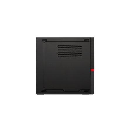 Lenovo Lenovo ThinkCentre M720 Intel® 8ste generatie Core™ i5 i5-8400T 8 GB DDR4-SDRAM 256 GB SSD Zwart Mini PC