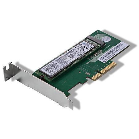 Lenovo Lenovo 4XH0L08579 interfacekaart/-adapter M.2 Intern
