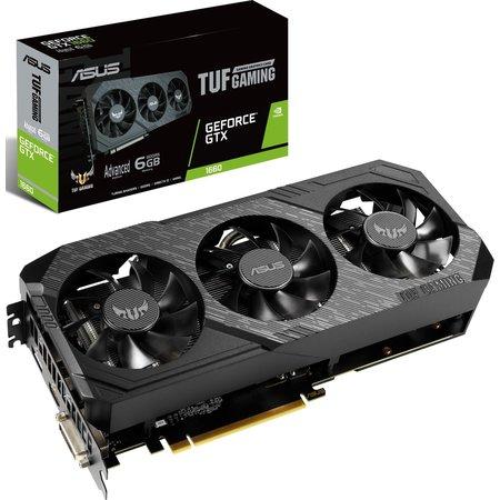 Asus ASUS TUF Gaming TUF 3-GTX1660S-6G-GAMING NVIDIA GeForce GTX 1660 SUPER 6 GB GDDR6