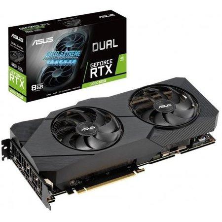 Asus ASUS 90YV0DP2-M0NM00 videokaart NVIDIA GeForce RTX 2080 SUPER 8 GB GDDR6