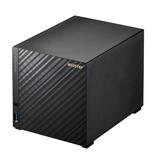 Asustor Asustor AS1004T V2 Armada 385 Ethernet LAN Zwart NAS
