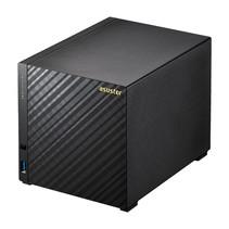 Asustor AS1004T V2 Armada 385 Ethernet LAN Zwart NAS