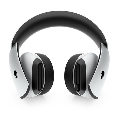 Dell Alienware AW510H Headset Hoofdband Zwart, Wit