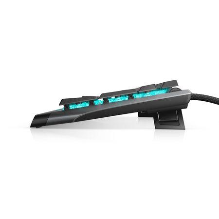 Dell Alienware AW510K toetsenbord USB Zwart, Grijs
