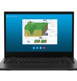 "Lenovo Lenovo 14w Zwart Notebook 35,6 cm (14"") 1920 x 1080 Pixels 7th Generation AMD A6-Series APUs 4 GB DDR4-SDRAM 64 GB eMMC Wi-Fi 5 (802.11ac) Windows 10 Pro in S-modus"