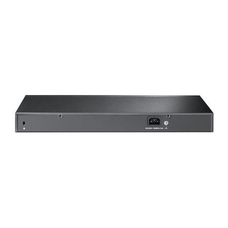 TP-LINK TP-LINK TL-SL1218MP netwerk-switch Unmanaged Gigabit Ethernet (10/100/1000) Zwart Power over Ethernet (PoE)