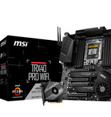 MSI MSI TRX40 PRO WIFI sTRX4 ATX AMD TRX40