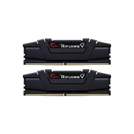 G.Skill G.Skill Ripjaws V F4-2666C18D-64GVK geheugenmodule 64 GB 2 x 32 GB DDR4 2666 MHz
