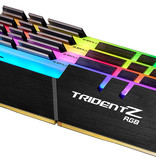 G.Skill G.Skill Trident Z RGB F4-3600C16Q-64GTZRC geheugenmodule 64 GB 4 x 16 GB DDR4 3600 MHz