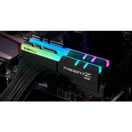 G.Skill G.Skill Trident Z RGB F4-3600C16D-16GTZRC geheugenmodule 16 GB 2 x 8 GB DDR4 3600 MHz