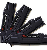 G.Skill G.Skill Ripjaws V F4-3600C16Q-64GVKC geheugenmodule 64 GB 4 x 16 GB DDR4 3600 MHz