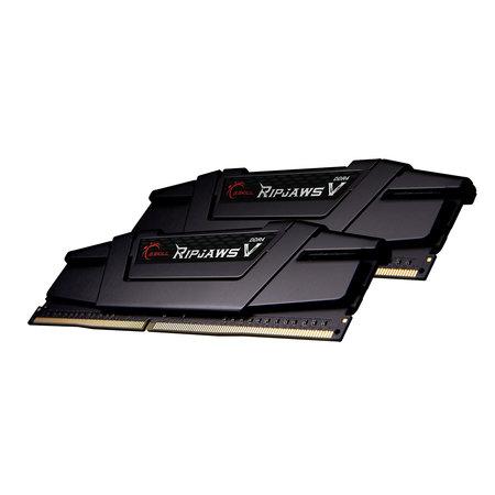 G.Skill G.Skill Ripjaws V F4-3600C18D-32GVK geheugenmodule 32 GB 2 x 16 GB DDR4 3600 MHz