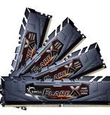 G.Skill G.Skill Flare X (for AMD) F4-3200C14Q-64GFX geheugenmodule 64 GB 4 x 16 GB DDR4 3200 MHz