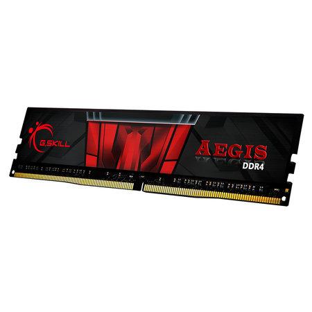 G.Skill G.Skill Aegis F4-3200C16Q-64GIS geheugenmodule 64 GB 4 x 16 GB DDR4 3200 MHz