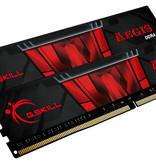 G.Skill G.Skill Aegis F4-3200C16D-16GIS geheugenmodule 16 GB 2 x 8 GB DDR4 3200 MHz