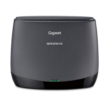 GIGASET Gigaset Repeater HX DECT basis station Zwart