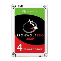 "Seagate IronWolf Pro ST4000NE001 interne harde schijf 3.5"" 4000 GB SATA III"