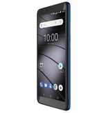 "GIGASET Gigaset GS100 14 cm (5.5"") 1 GB 8 GB Dual SIM Blauw 3000 mAh"