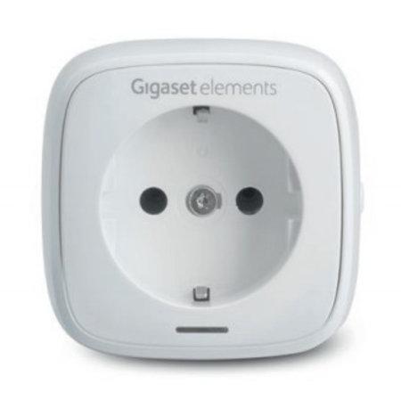 GIGASET Gigaset S30851-H2519-R101 wandcontactdoos CEE 7/3 Wit
