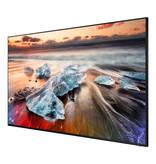 "Samsung Displays Samsung QP82R-8K 2,08 m (82"") LED 8K Ultra HD Digitale signage flatscreen Zwart"