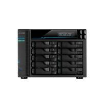 Asustor AS6510T C3538 Ethernet LAN Tower Zwart NAS
