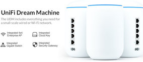 Ubiquiti Dream Machine