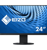 "Eizo EIZO FlexScan EV2460-BK LED display 60,5 cm (23.8"") 1920 x 1080 Pixels Full HD Flat Zwart"