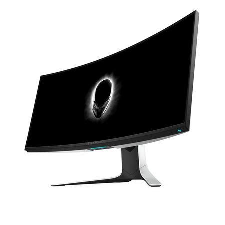 "Dell Alienware AW3420DW 86,6 cm (34.1"") 3440 x 1440 Pixels WQHD LCD Zwart, Wit"