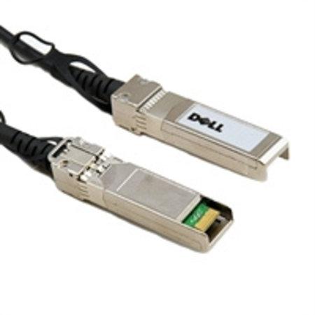 Dell DELL SFP+/SFP+, 10ft netwerkkabel 3,048 m Zwart