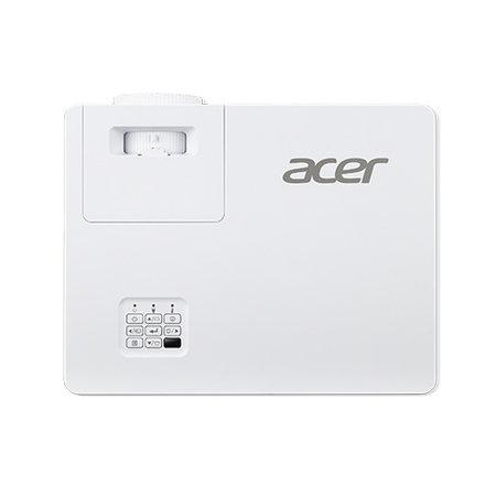 Acer Acer MR.JRU11.001 beamer/projector 4000 ANSI lumens Plafondgemonteerde projector Wit