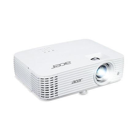 Acer Acer Essential P1655 beamer/projector 4000 ANSI lumens DLP WUXGA (1920x1200) Desktopprojector Wit
