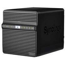 Synology DiskStation DS420J data-opslag-server RTD1296 Ethernet LAN Compact Zwart NAS
