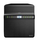 Synology Synology DiskStation DS420J data-opslag-server RTD1296 Ethernet LAN Compact Zwart NAS