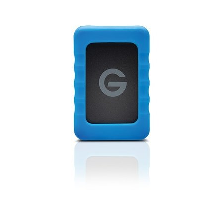 G-Technology G-Technology G-DRIVE ev RaW externe harde schijf 4000 GB Zwart, Blauw