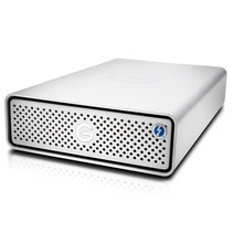 G-Technology G-DRIVE Thunderbolt 3 externe harde schijf 10000 GB Zilver